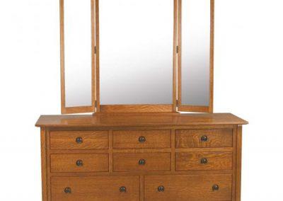 Shaker-Hill-8-Drawer-Dresser