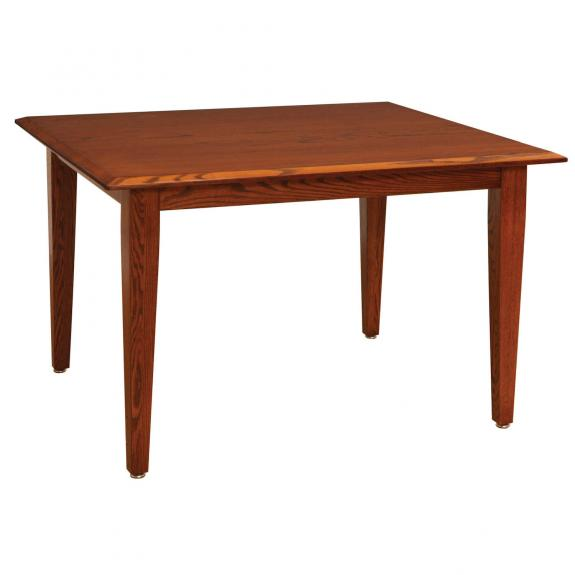 Shaker Dining Collection Shaker Leg Table