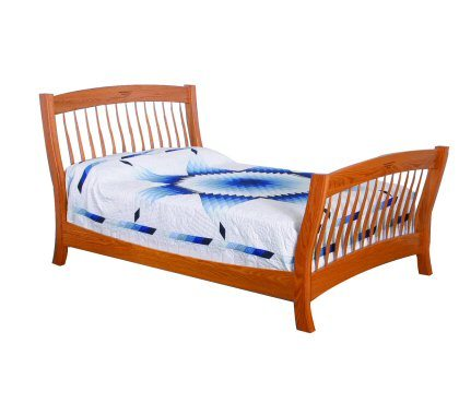 Classic Shaker Bedroom Suite Slat Bed