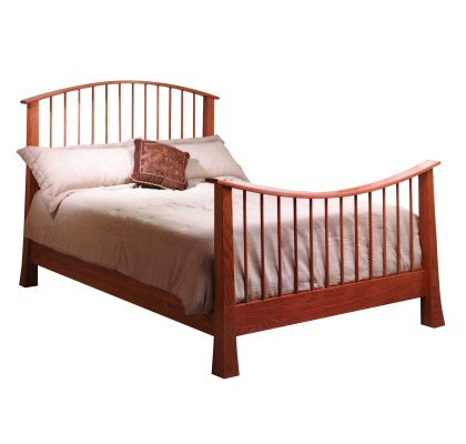 Classic Shaker Bedroom Suite Spindle Bed