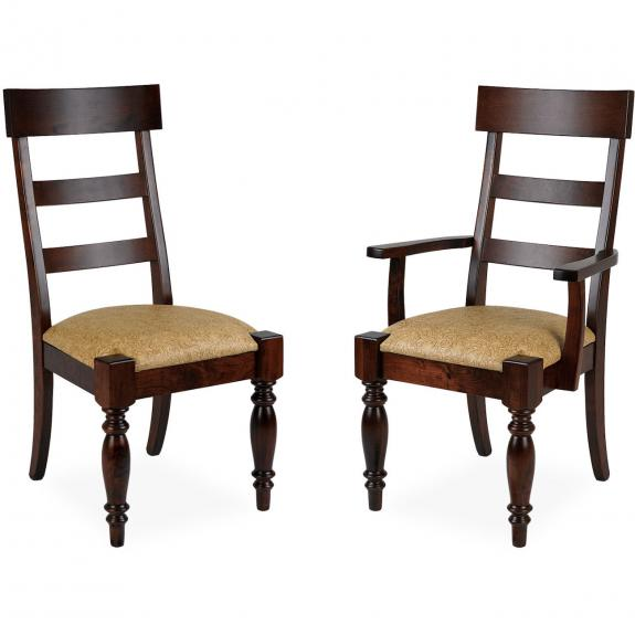 Shreveport High Back Dining Set 212H/218H Shreveport Chair