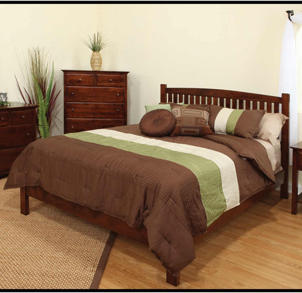 Sonora Bedroom Collection SW-493Q Sleepwell Bed
