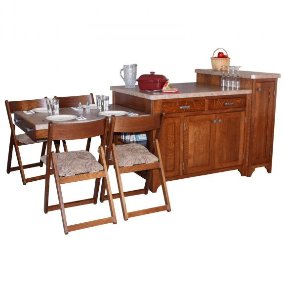9700 Space Saver Table / Island