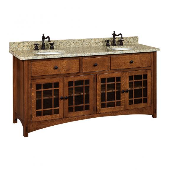 "Springhill 72"" Double Bathroom Vanity"
