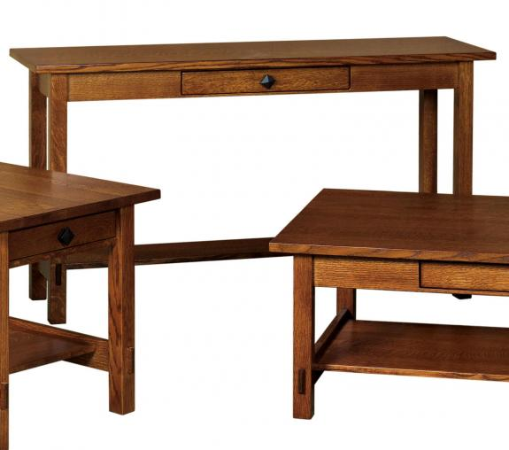 Springhill Open Coffee and End Tables SHO1654S Sofa Table