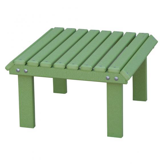 Stationary Outdoor Footstool