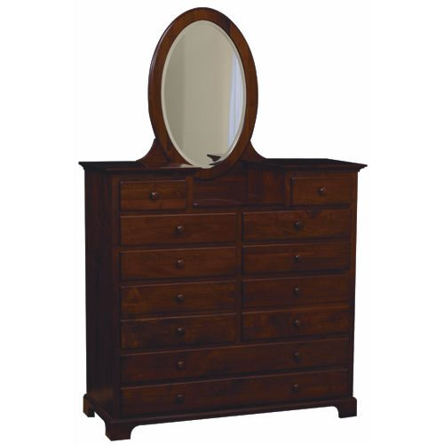 Sonora Bedroom Collection SO-136 Studio Dresser