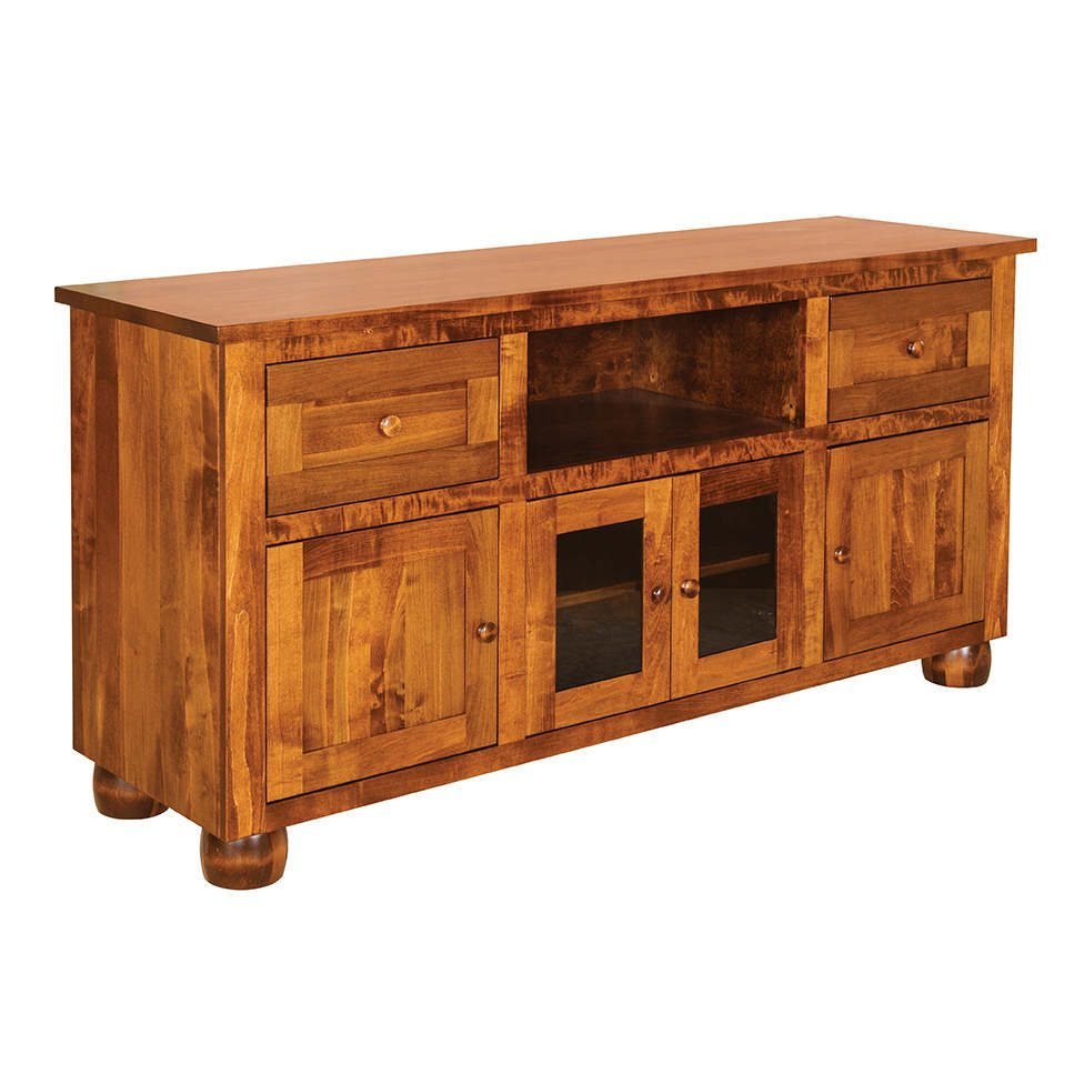 """Texas Style 66"""" TV Stand"""
