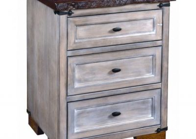 Three-Drawer-Nightstand
