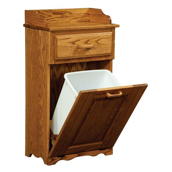 TOTBTD Top Drawer Tilt Out Trash Can Bins