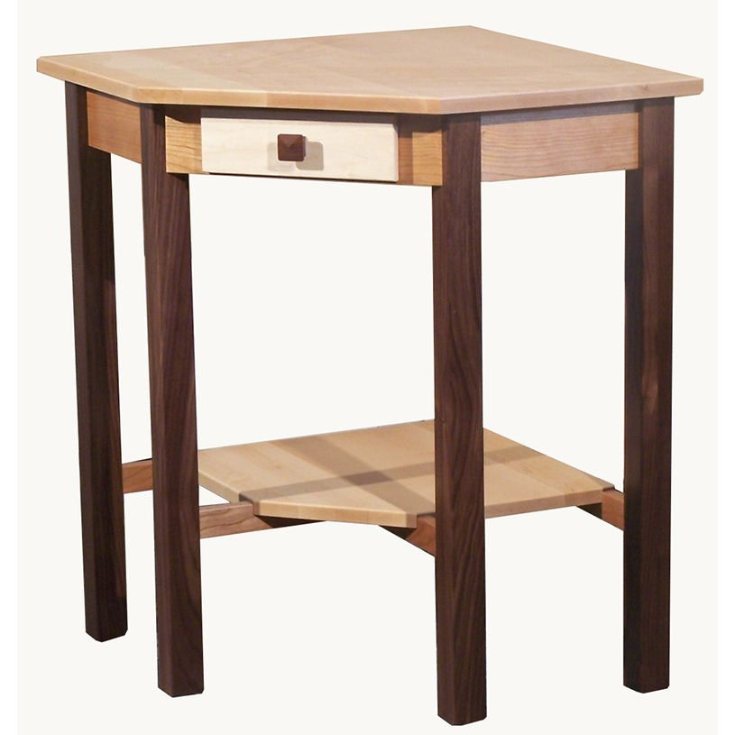 Tri-Wood Occasional Tables 2064 Corner Table