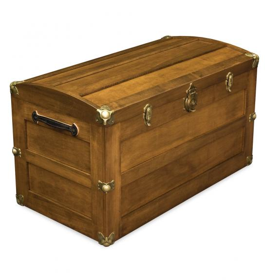 AJW71338RL Trunk with Rounded Lid