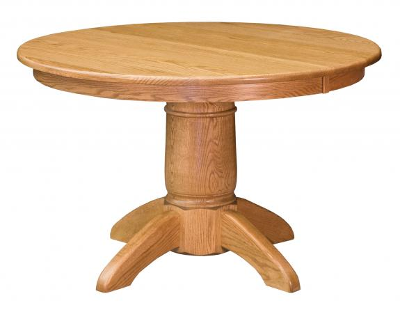 S-06 Tuscan Round Dining Room Table