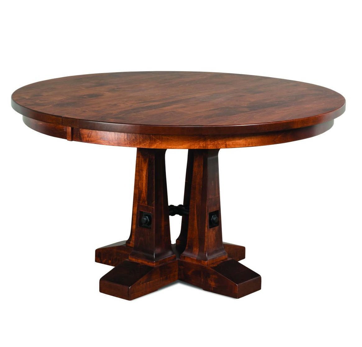 Vienna Round Dining Table Set Vienna Single Pedestal Table