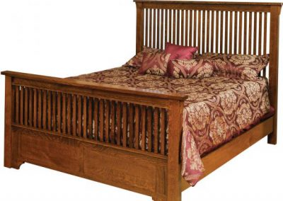 Vintage_Mission_Slat_Bed