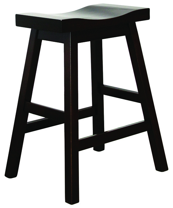 Wave Counter or Bar Stool 91724