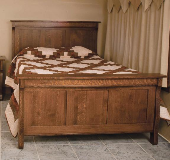 Wellington Bedroom Collection SWT-101 Full Size Bed