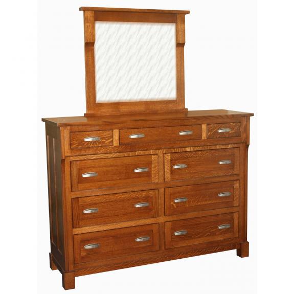 Wesley Bedroom Set WD609M Mule Dresser