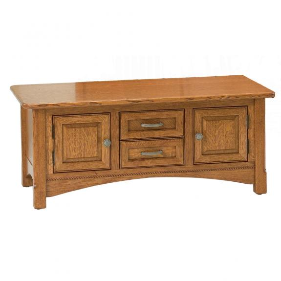 West Lake Closed Occasional Tables WLC2242C Coffee Table
