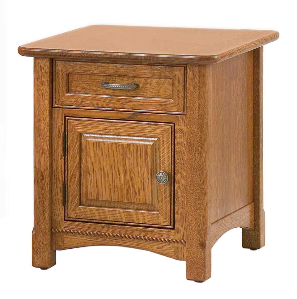 West Lake Closed Occasional Tables WLC2022E End Table