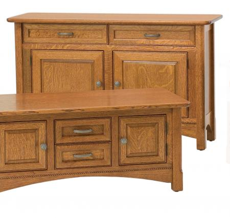 West Lake Closed Occasional Tables WLC1648S Sofa Cabinet