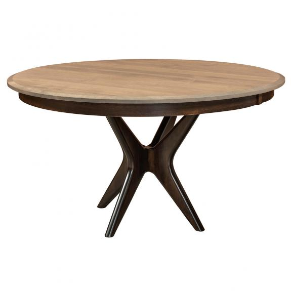 West Newton Round Dining Table
