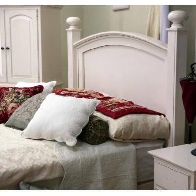 White-Storage-Bed-Headboard