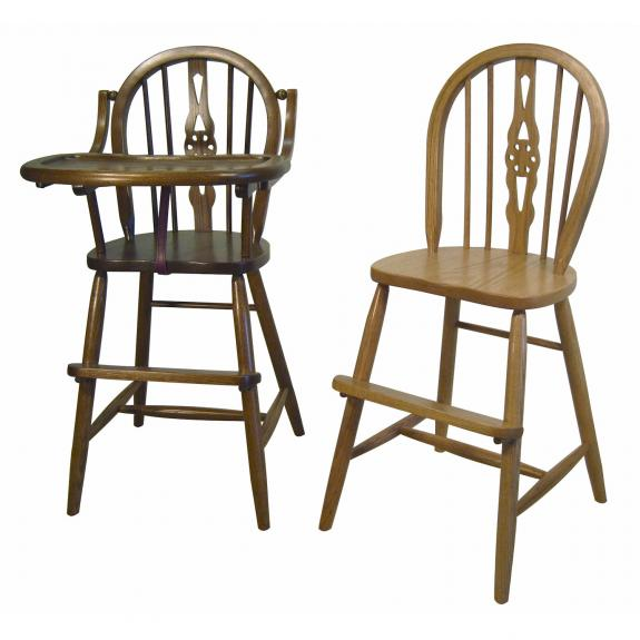 Windsor High Chair and Youth Chair