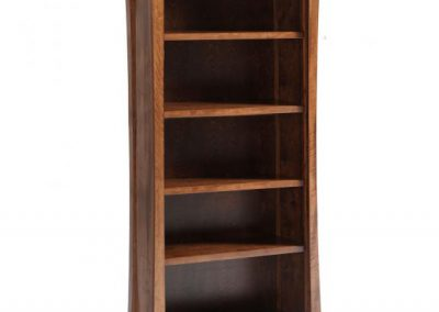 Woodbury-72-Bookcase
