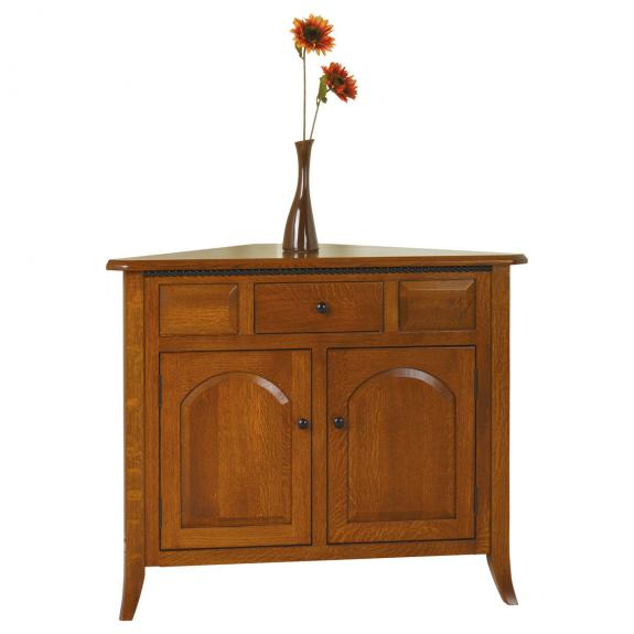 Bunker Hill Dining Collection G06-38 Corner Buffet
