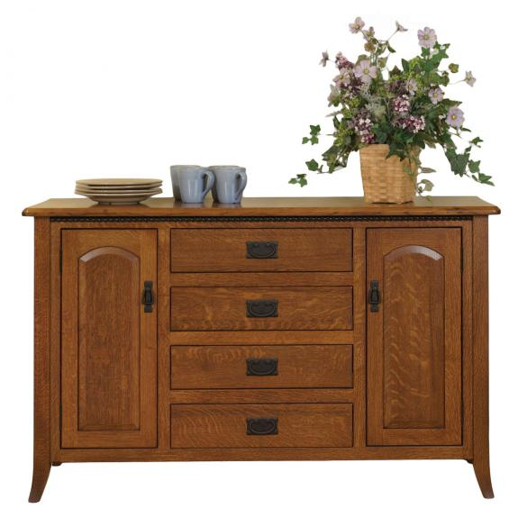Bunker Hill Dining Collection G06-32 Wood Server