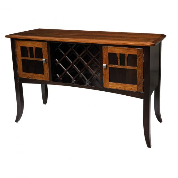 Christy Dining Collection Wine Cabinet
