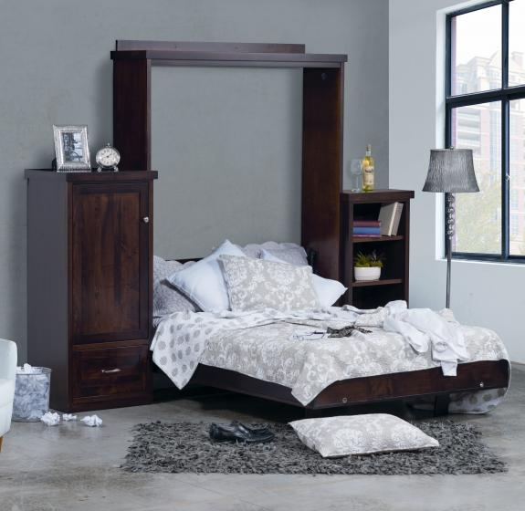 ComfortWood Wall Bed / Murphy Bed
