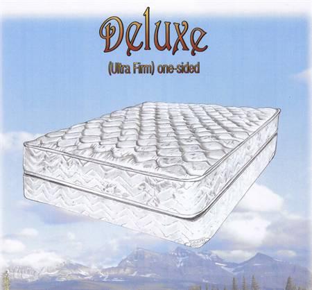 Deluxe 368 Coil Innerspring Mattress