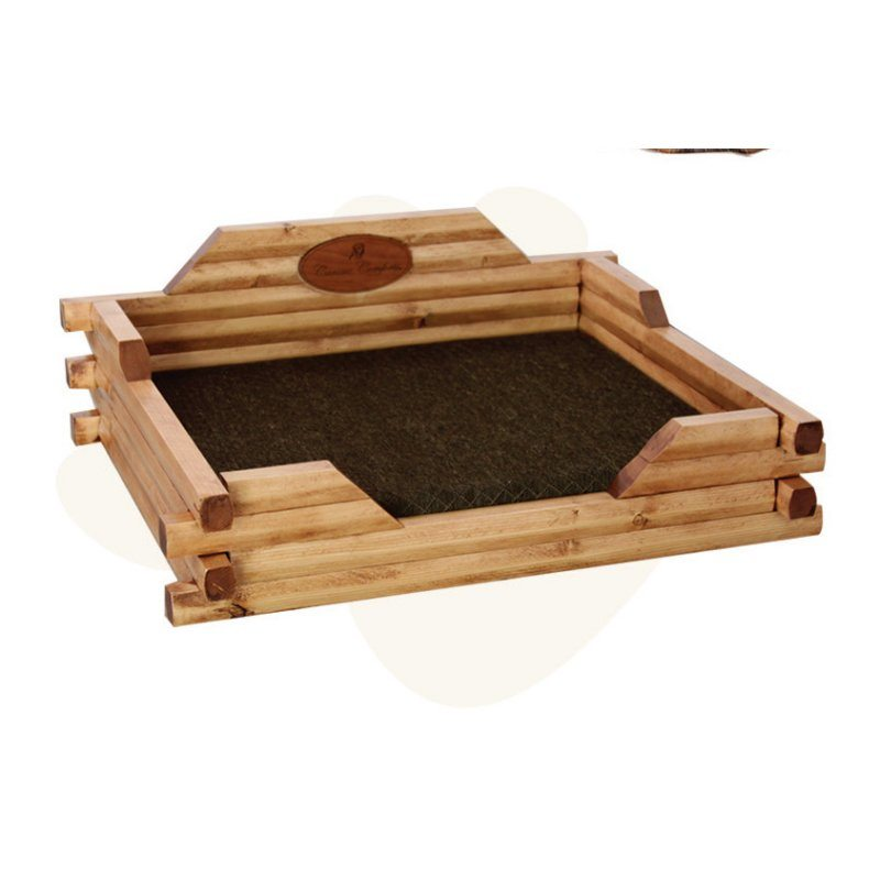 Dog Bed, Lincoln Log Style (3 sizes available)