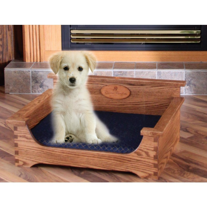 Dog Bed, Deluxe Style (2 sizes available)