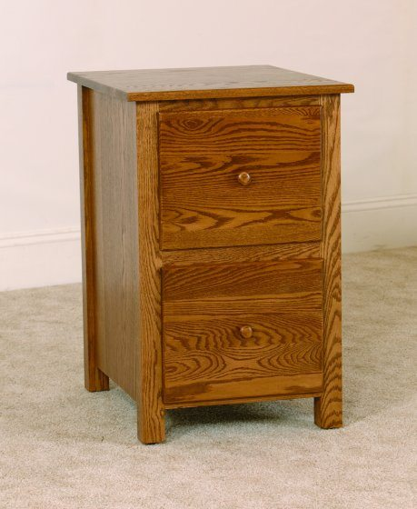 C-842 Two Drawer File Cabinet