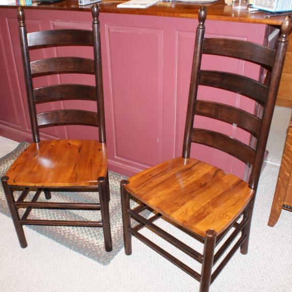 Shaker Ladderback Dining Chairs
