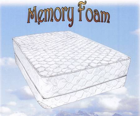 Sensus Memory Foam Mattress