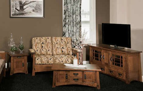 Modesto Coffee and End Tables