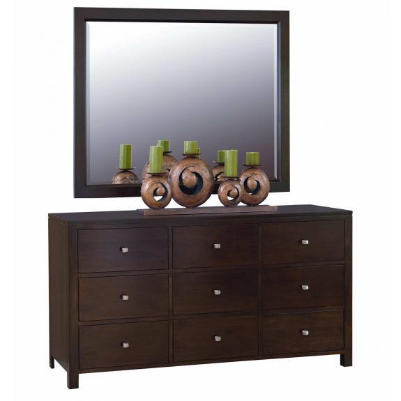 """Park Avenue Bedroom Set MB5621 66"""" Dresser"""