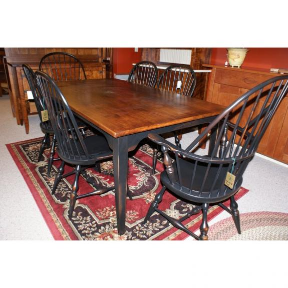 Nicolette Shaker Curly Maple Dining Set