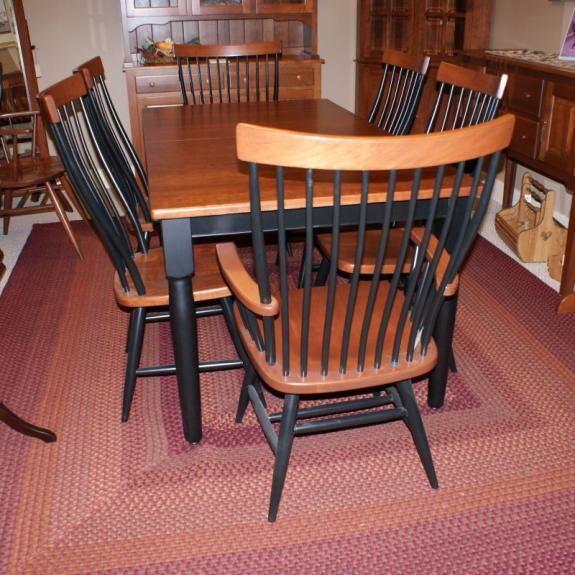 Abby Sue Shaker Dining Table