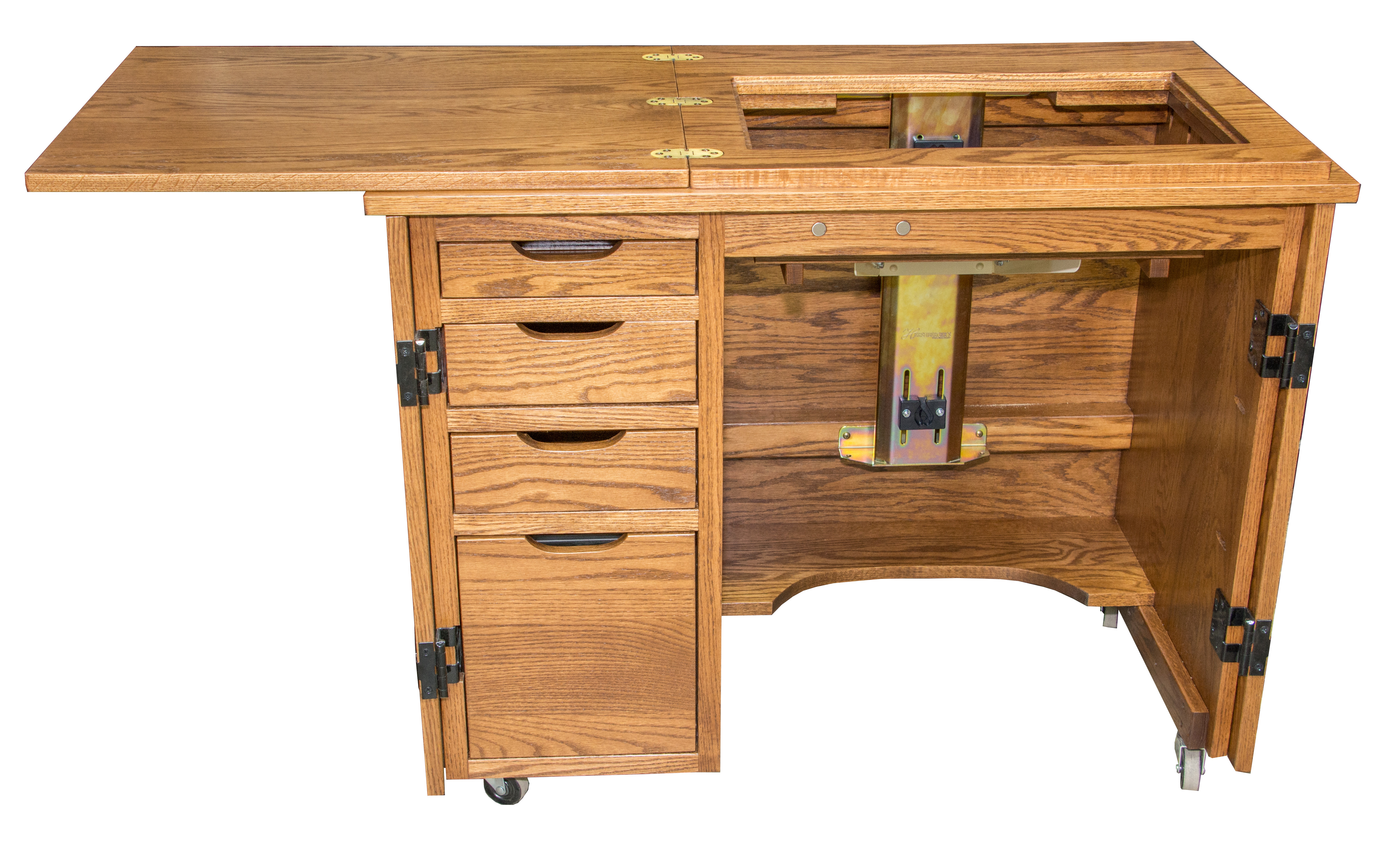 Petite Sewing Cabinet
