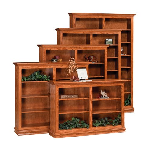 TR-4884 Traditional bookcases