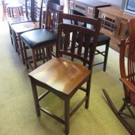"""Bradford Mission 24"""" Counter Stool, discontinued, last one!"""