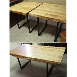 Live Edge Occasional Table Set
