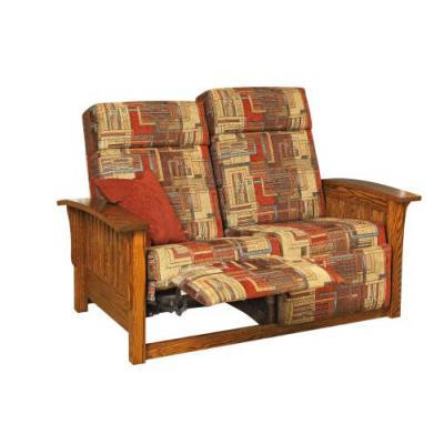 85-3-wallhugger-loveseat-recliner-reclined