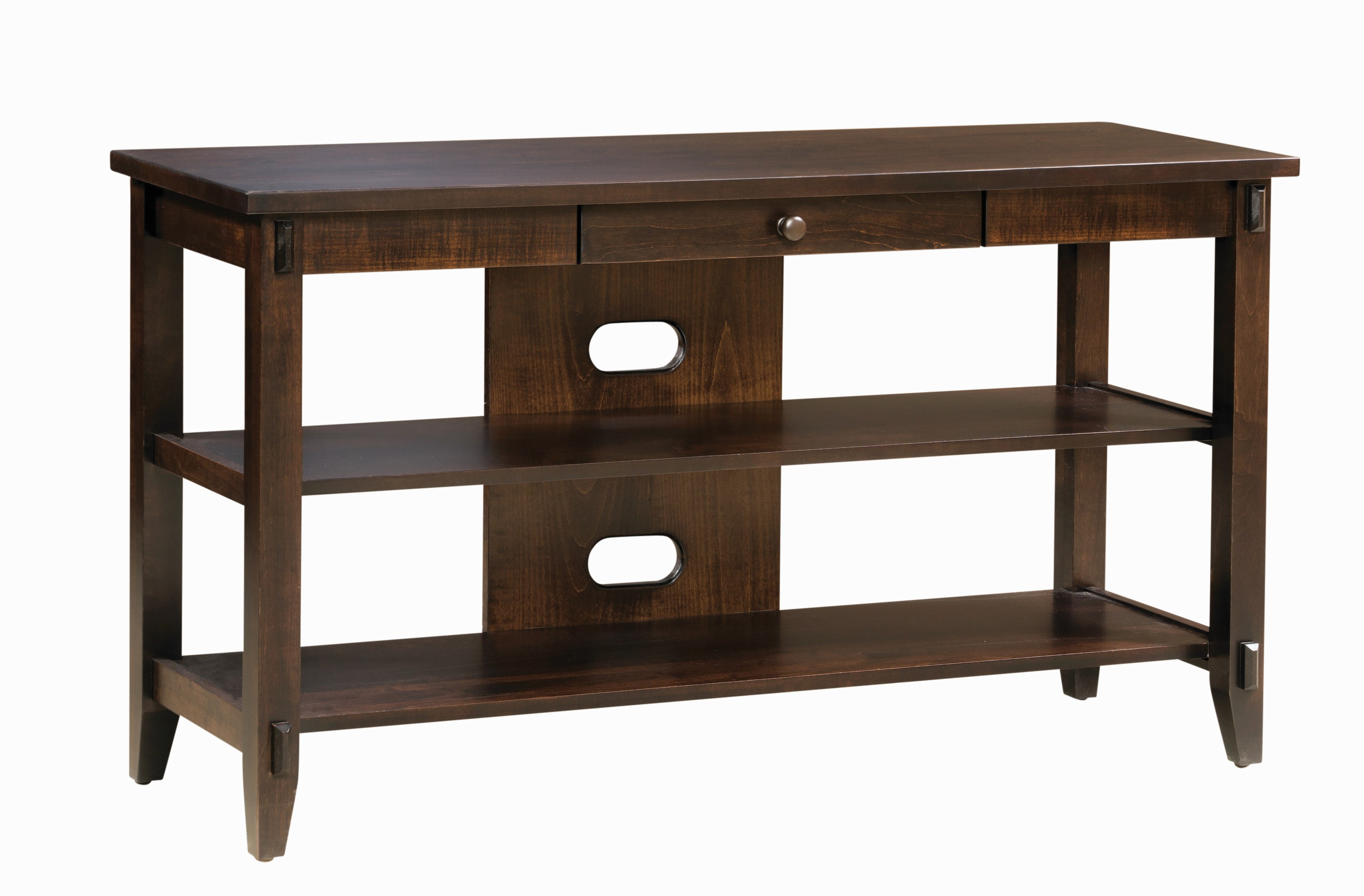 Bungalow Open TV Console