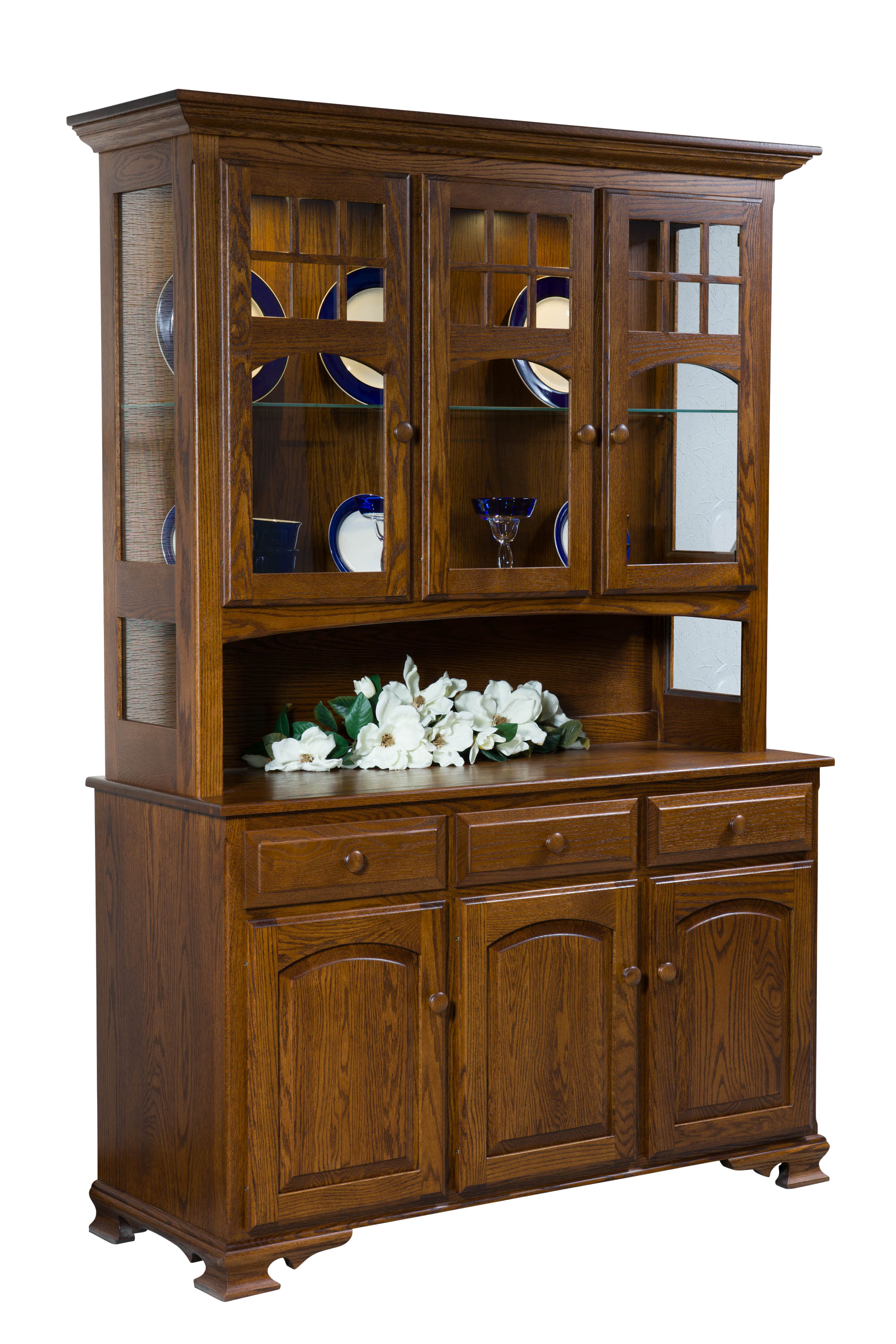 LaGrange Deluxe Hutch